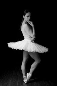 Maria Panova, Tänzerin am Ballett der Kieler Staatsoper